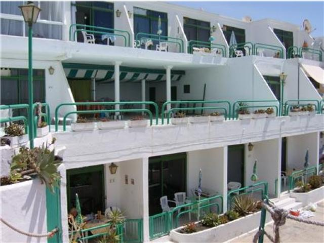 Lovely studio with sea view in the old town area of Puerto del Carmen, Lanzarote